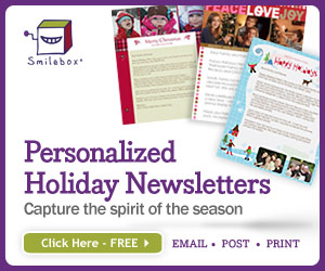 Personalized Holiday Newsletters