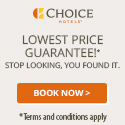 Best Hotel Rates at Choice Hotels