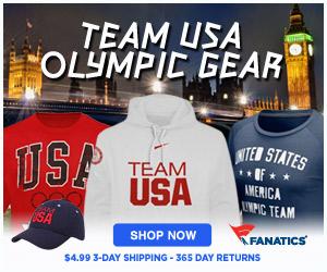 Shop TEAM USA 2012 Summer Olympics Gear at Fanatics!