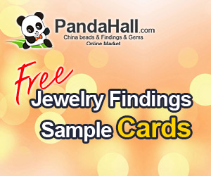 Free jewelry findings sample cards, 3pcs/set . Take it now !