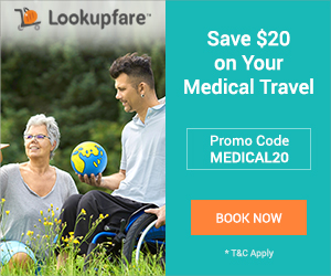 Medical Travel deals!