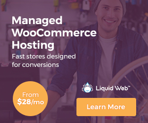 Liquid Web Managed Woocommerce hosting