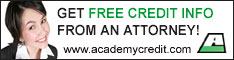 Get FREE Credit Info from an Attorney