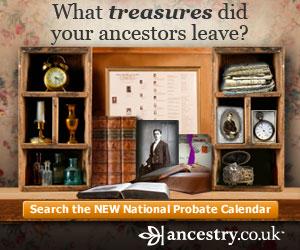 National Probate Calendar at Ancestry.co.uk