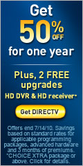 Over 150 Channels for $29.99/mo. Get DIRECTV.