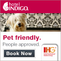 Locate pet friendly Holiday Inn Hotels.
