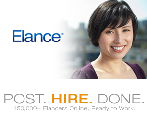 Elance Post. Hire. Done.