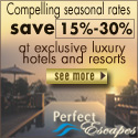 Significant Savings on Luxury Hotels