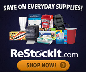 Save on Everyday Supplies!