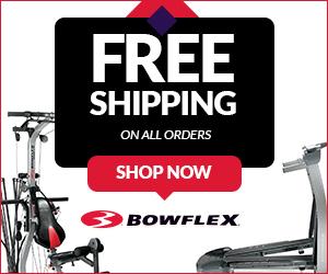 Bowflex Free Shipping