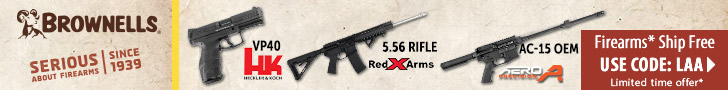 Brownells Firearms Free Shipping - 728x90