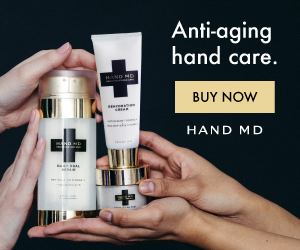 Anti-aging hand care