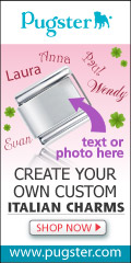 Create your own italian charms at Pugster