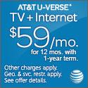 ATT High Speed Internet