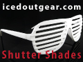 Hot, new SHUTTER SHADES! On Sale Now!
