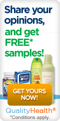 FREE Healthy Samples & More!
