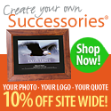 10% off Create Your Own Successories