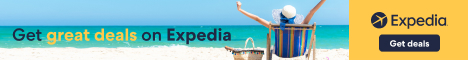 Great deals at Expedia