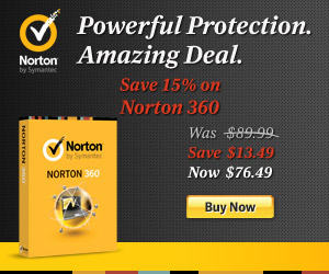 15% off Norton360 300x250 - Direct to Cart