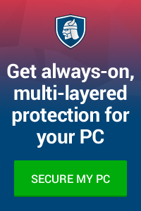 Get always-on, multi-layered protection for your PC