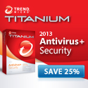 Trend Micro Anti Virus discount