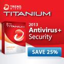 Trend Micro AntiVirus plus AntiSpyware