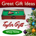 Clean up with Taylor Gifts