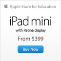 iPad mini. Every inch an iPad. Free engraving, plus fast free shipping.