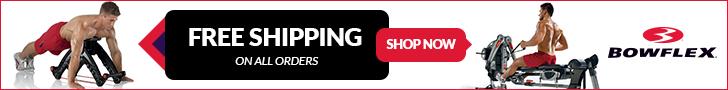 Bowflex Free Shipping Coupon