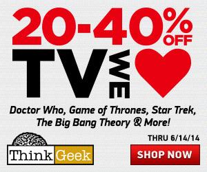 20%-40% Off TV We Love!