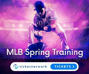 MLB Spring Training Tickets
