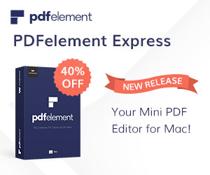 The fast and simple PDF editor for Mac