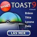 Roxio Toast 9 Titanium for Mac
