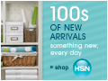 Hot New Arrivals at HSN