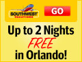 Walt Disney World 3 FREE Days Sale!