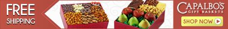 CapalbosOnline.com - Free Shipping on Gift Baskets