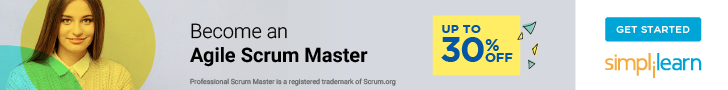 728x90 Agile Scrum Master (ASM®) Certification Training