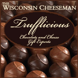 The Wisconsin Cheeseman - Delicious Chocoloate