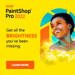 PaintShop Pro 2020, Photo editing Software