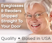 Eyeglasses Shipped to Your Door - Free Shipping