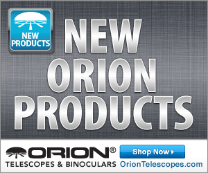 New Orion Products!