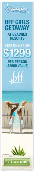 Beaches BFF Getaway