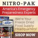 Emergency Preparedness and Food Storage Supplies