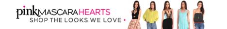 Designer Fashion at Pink Mascara + Free Shipping