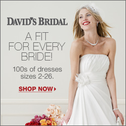 Bridal Gowns Save $50