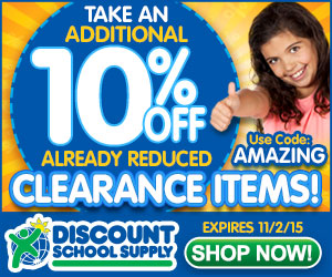 Save An Additional 10% On Our Already Reduced Clearance Items & Get Free Shipping!