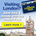 Get in FREE to over 60 top London attractions!