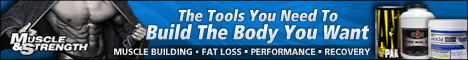 The tools you need to build your body!