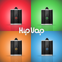 HipVap Portable Vaporizer