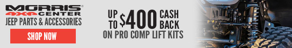Pro Comp Kits - Save up to $400 - Mail in Rebate
